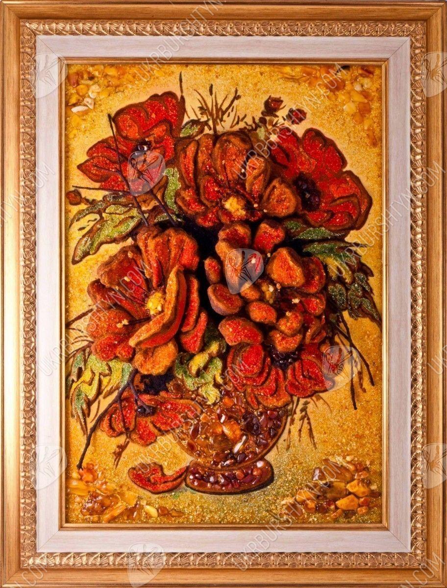 Цветы из янтаря купить ровно, красногорск доставка цветов на дом