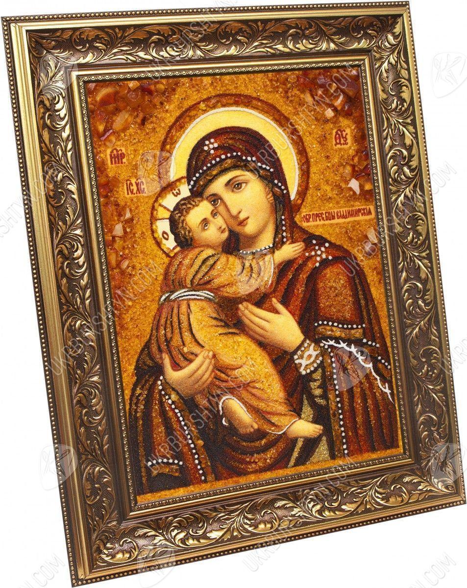 Смотреть Владимирская икона Божией Матери видео